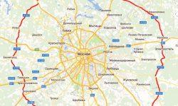 Зоны покрытия московских каршерингов