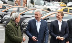 Автопарк Московского каршерингаувеличится до 30 тысяч автомобилей в 2020 году