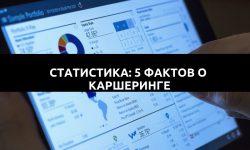 Статистика: 5 фактов о московском каршеринге