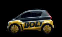 Не Смартом единым: микрокар Nano от Bolt Mobility