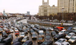5 место из 403: Москва лидирует по уровню загруженности дорог
