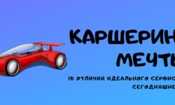 10 качеств, которых не хватает Московскому каршерингу