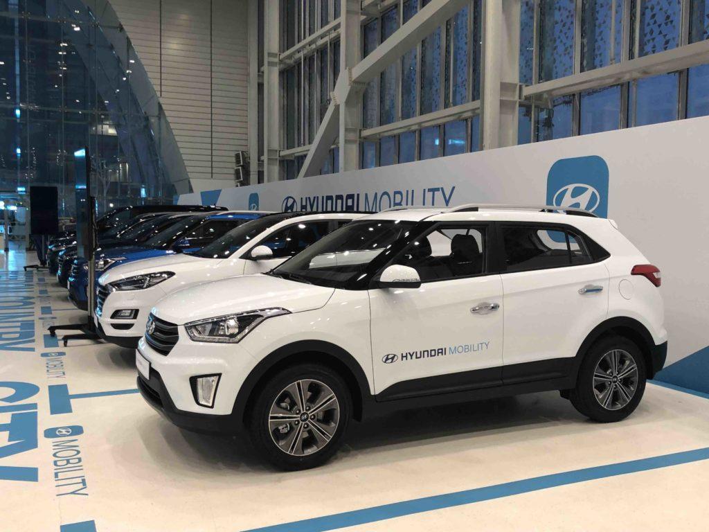 Hyundai по подписке