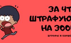 Самые крупные штрафы в каршеринге: как влететь на 300 000 рублей
